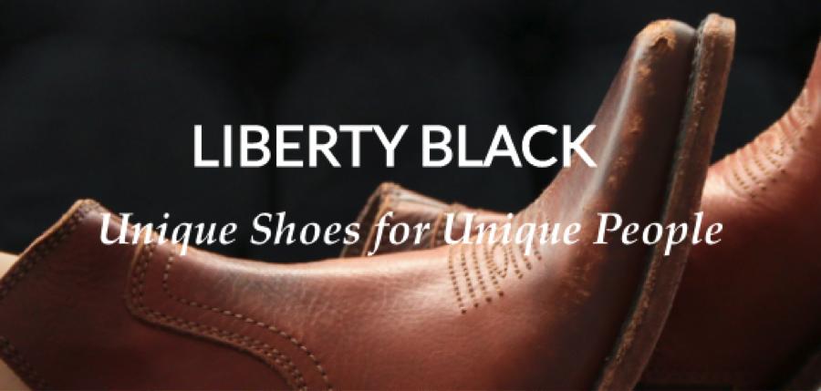 Liberty Black Title